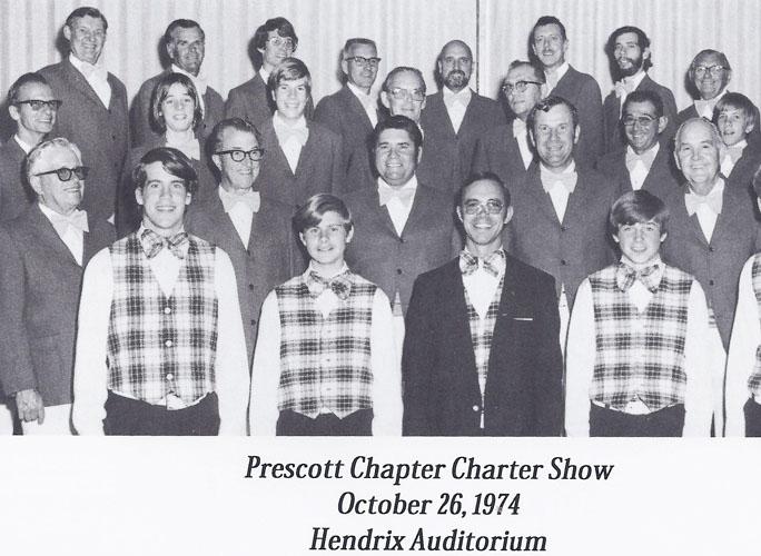 1974 Charter Show